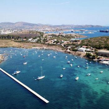 Λιμάνι Λαυρίου προς Αθήνα κέντρο