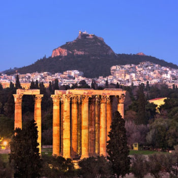 Historical center of Athens Tour